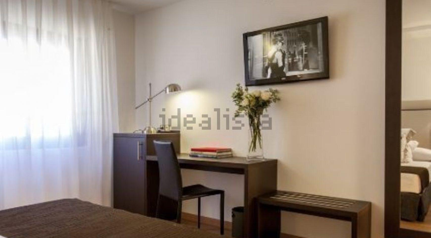 Alquiler de estudios y apartamentos por dias y meses en for Alquiler habitacion sevilla por dias